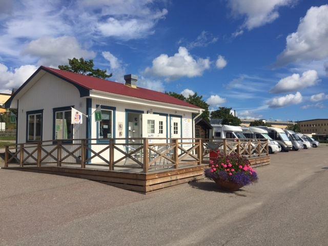 Söderhamn City Camping Ground