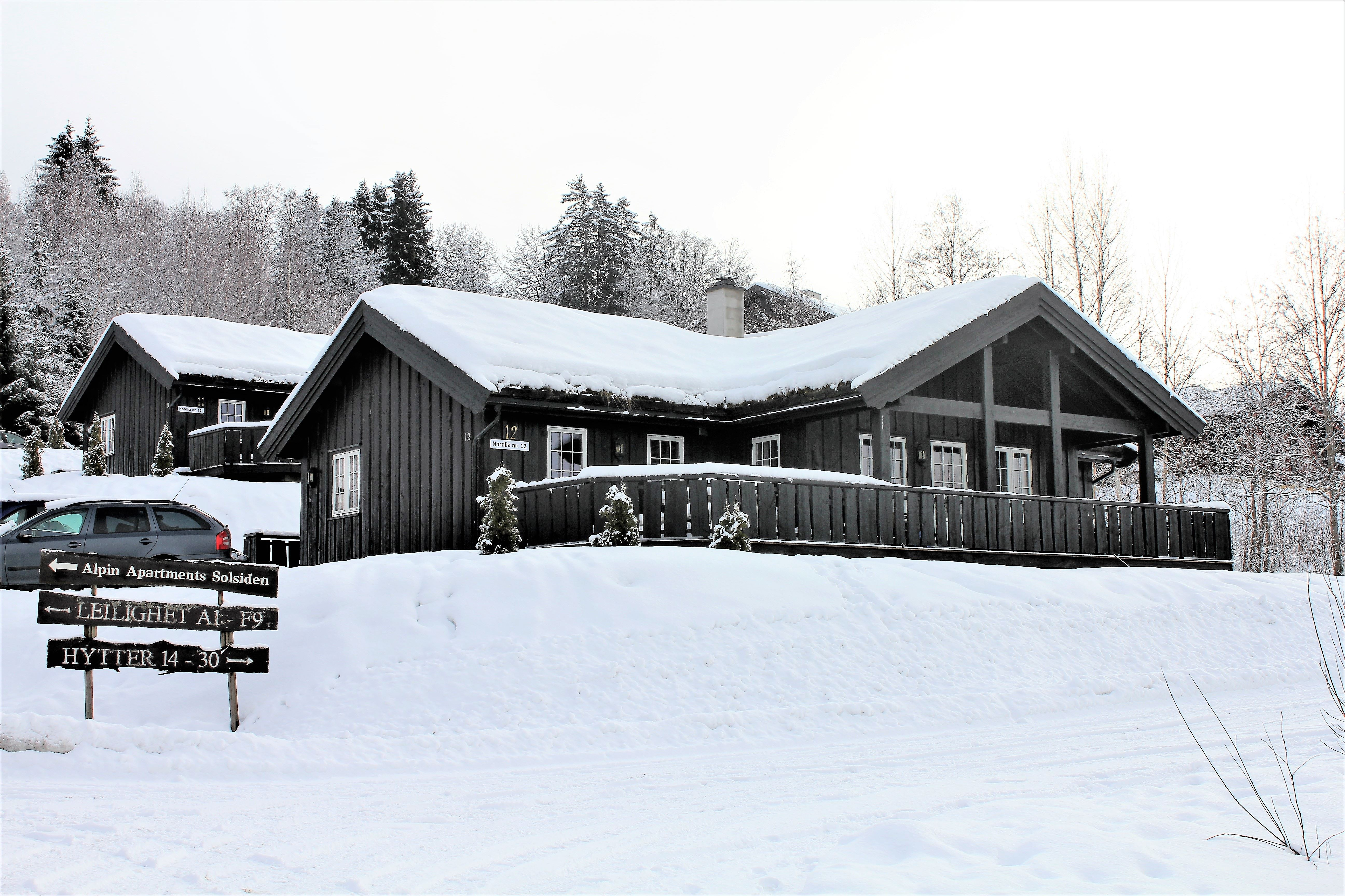 Cottage Nordlia in Hafjell