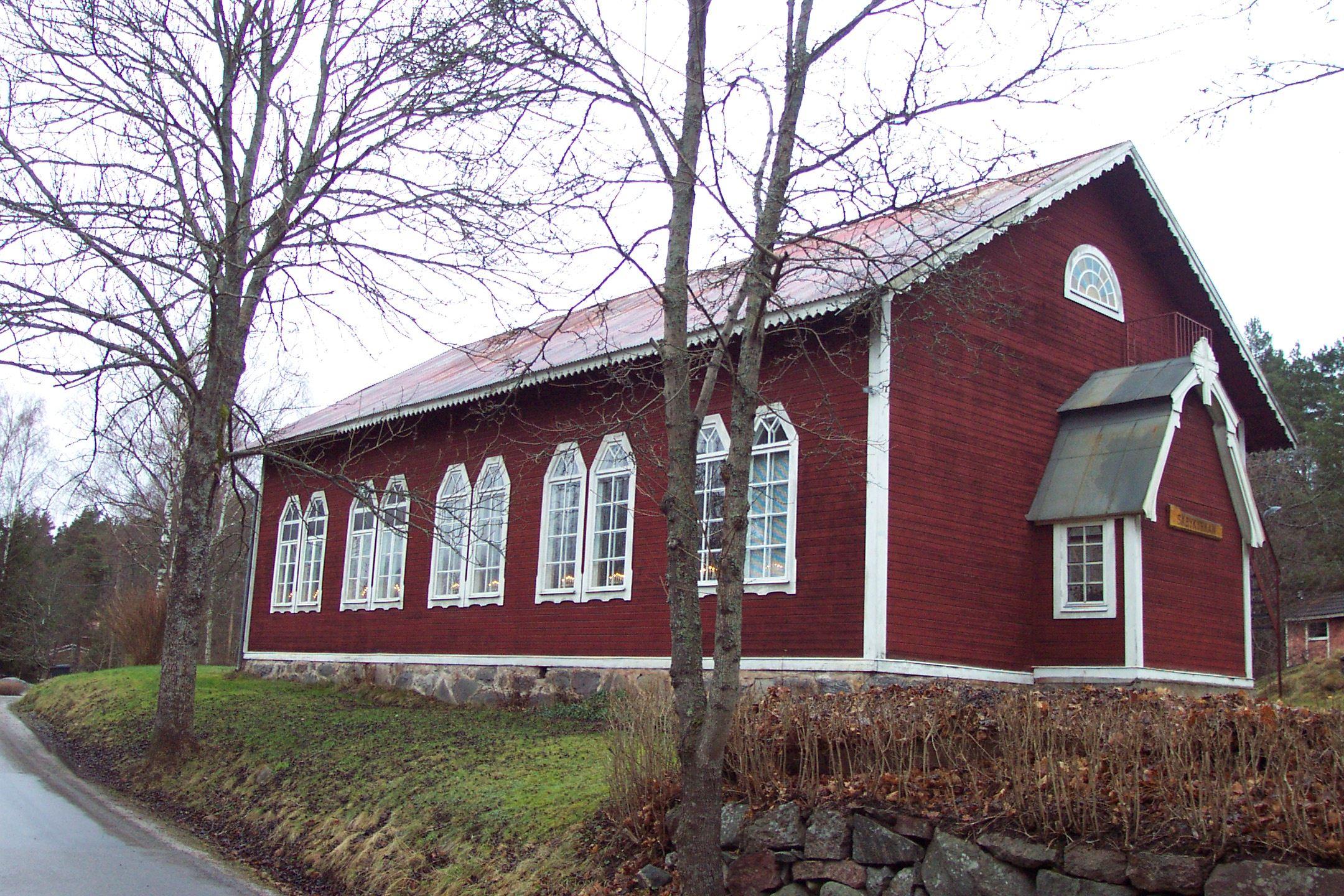 Folkmusik i Säbykyrkan med Anci och Mats Nordwall med flera