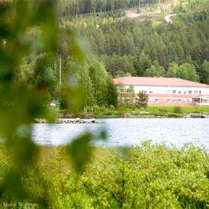 Malin Hedman, Malå - Malå kommunhus