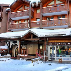 DIAMANT 32 / APARTMENT 3 ROOMS 6 PERSONS - 4 GOLD SNOWFLAKES - VTI