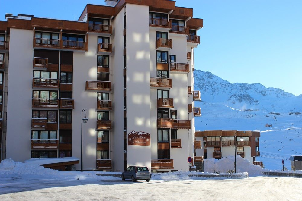 HAUTS DE CHAVIERE 4 / 4 ROOMS 8 PEOPLE GRAND COMFORT - 3 SNOW FLAKES BRONZE - VTI