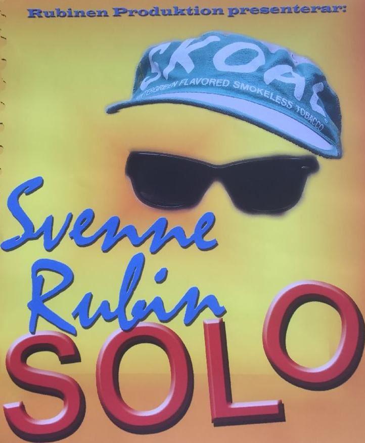 Svenne Rubin