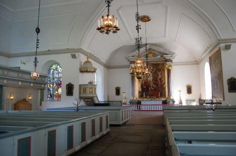 Aftonkonsert i Asarums kyrka