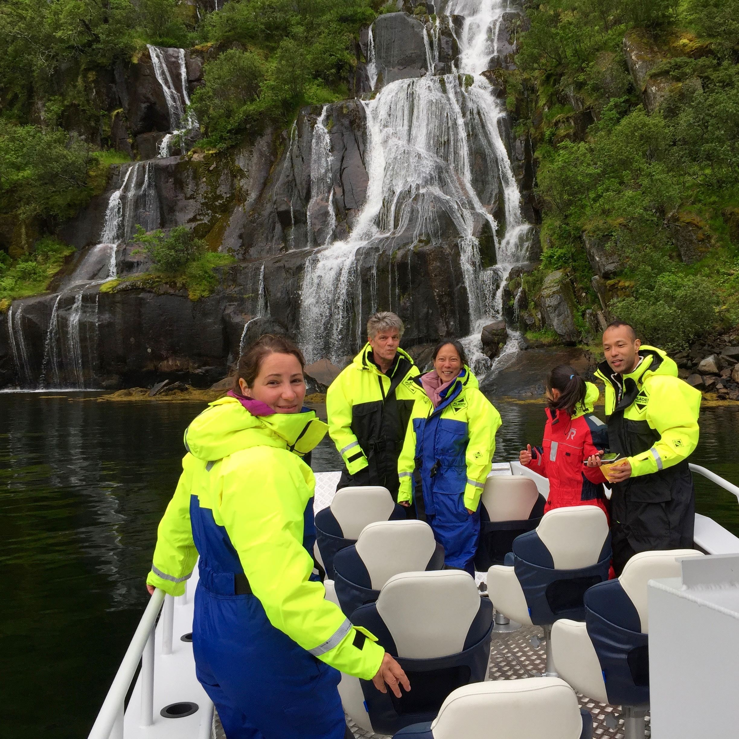 © Wild Seas, Trollfjord & Wildlife Cruise with Guided Hike