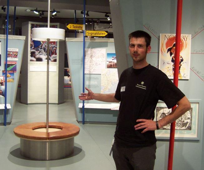 Guided exhibition tour – Tromsø Museum