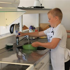 Matskola för barn 8- 12 år