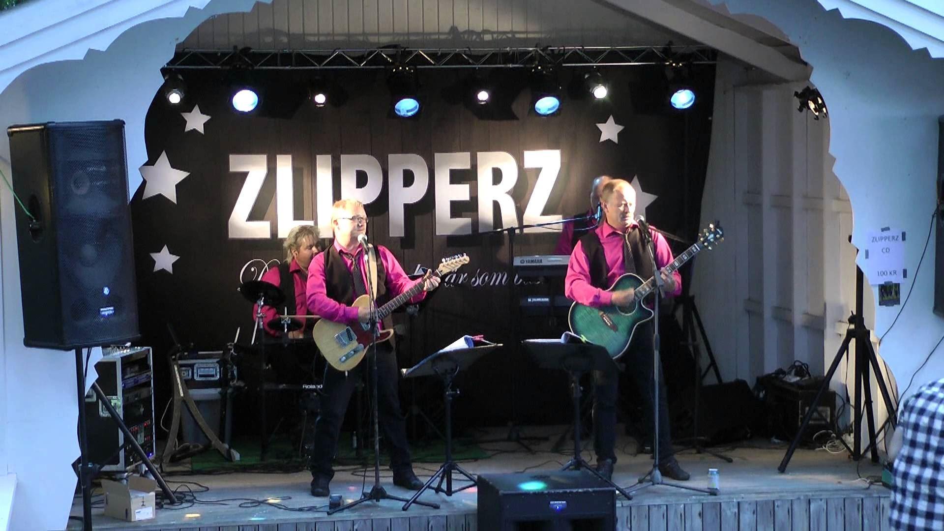 Danskväll med Zlipperz