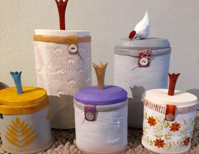 Hemslöjden handicraft