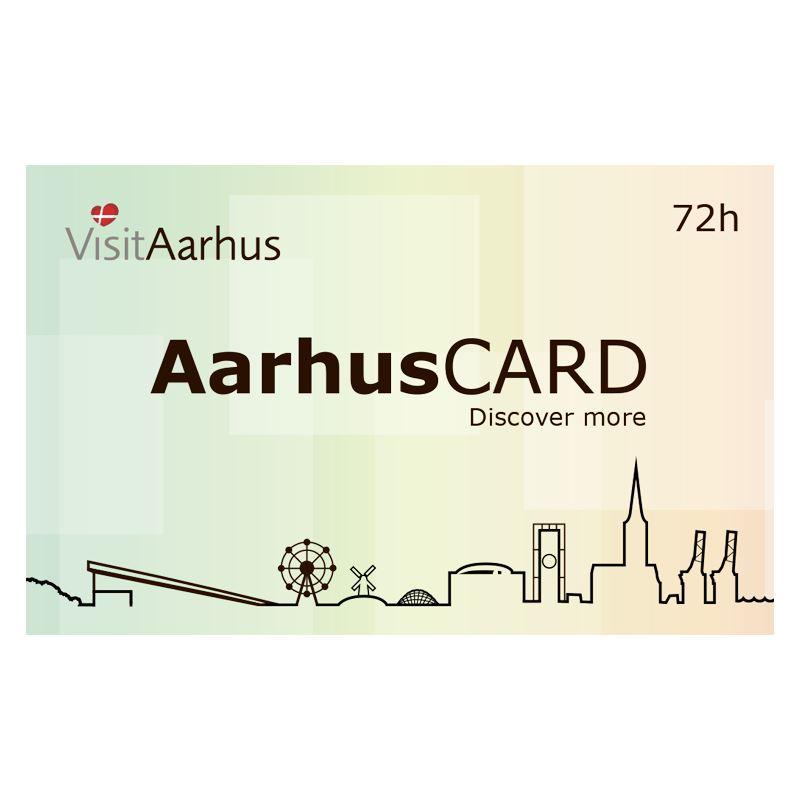 AarhusCARD 72 timer