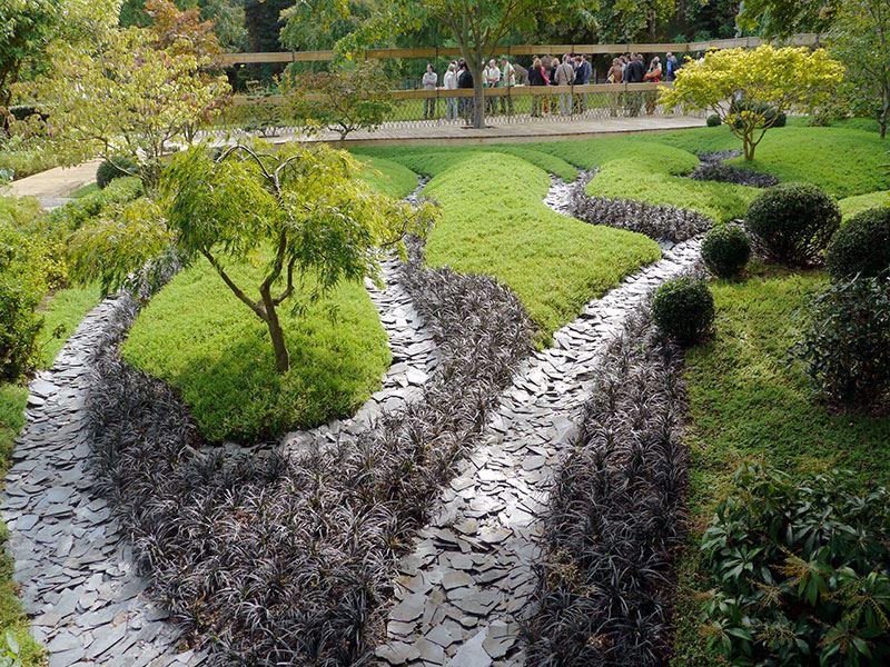 Les jardins des Prébendes d'Oé et son environnement