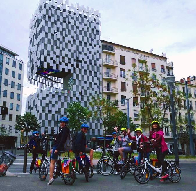 J5 Architecturel Tour - e bike