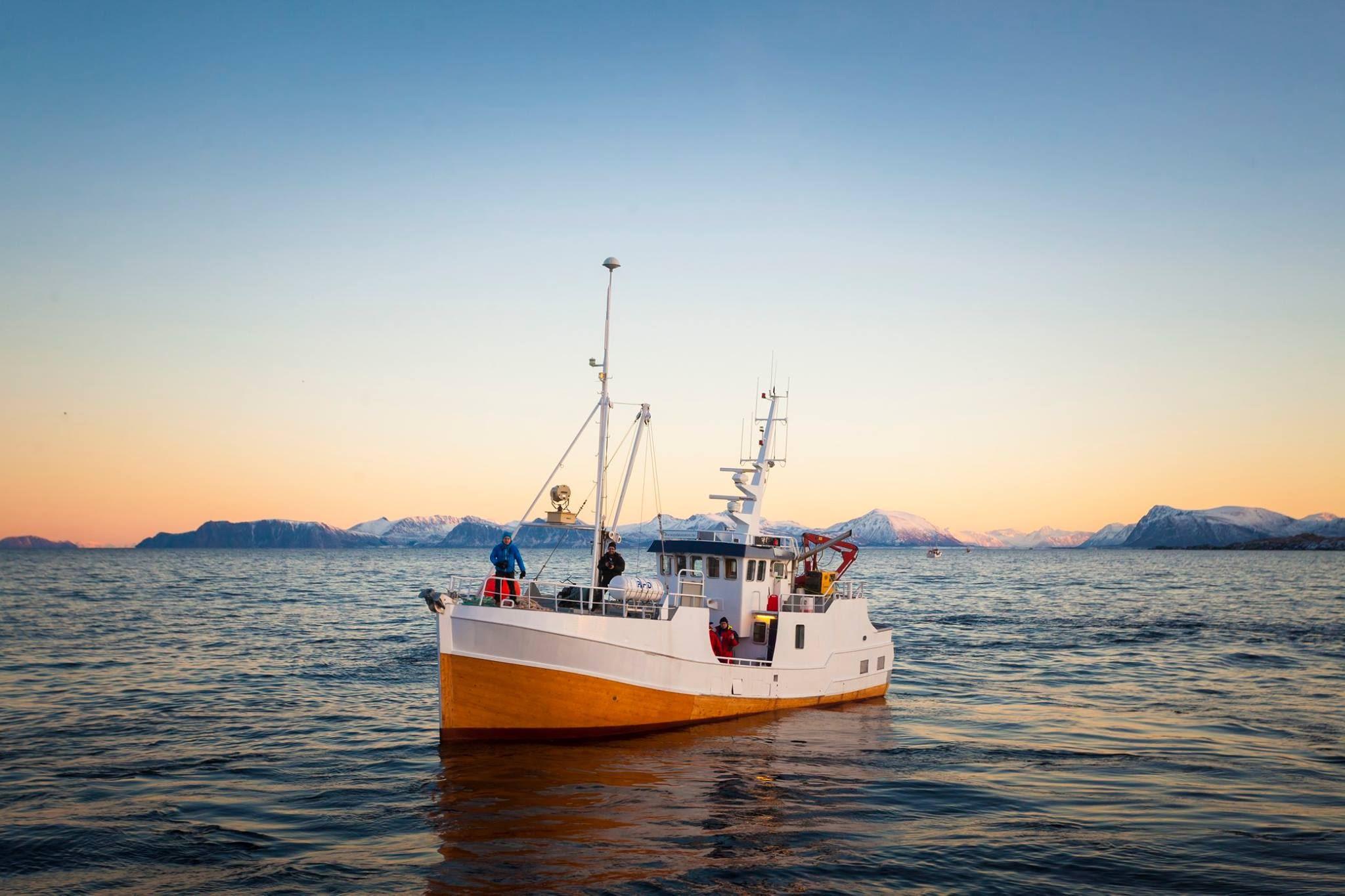 M/S Sjøblomsten, M/S Sjøblomsten – Havfiske
