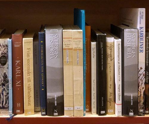 Onsdagsöppet i Arkiv och Bibliotek