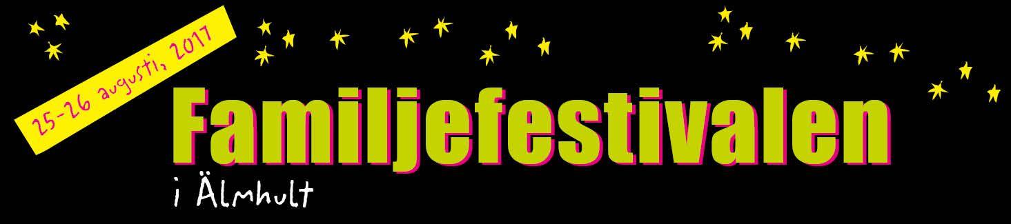 Älmhult Family Festival 2017