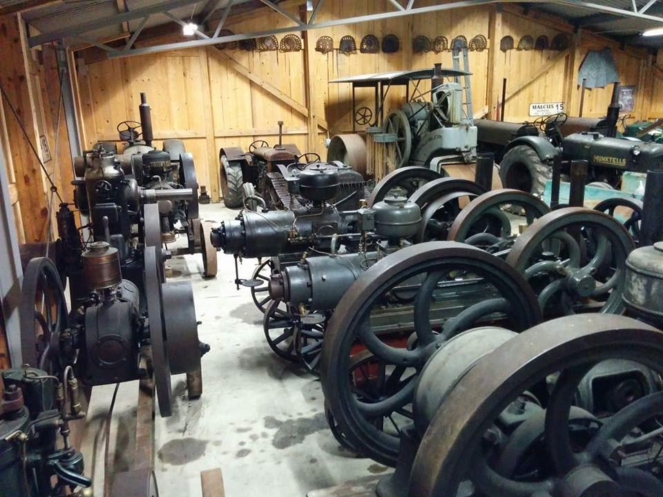 Urbans motor och traktormuseum