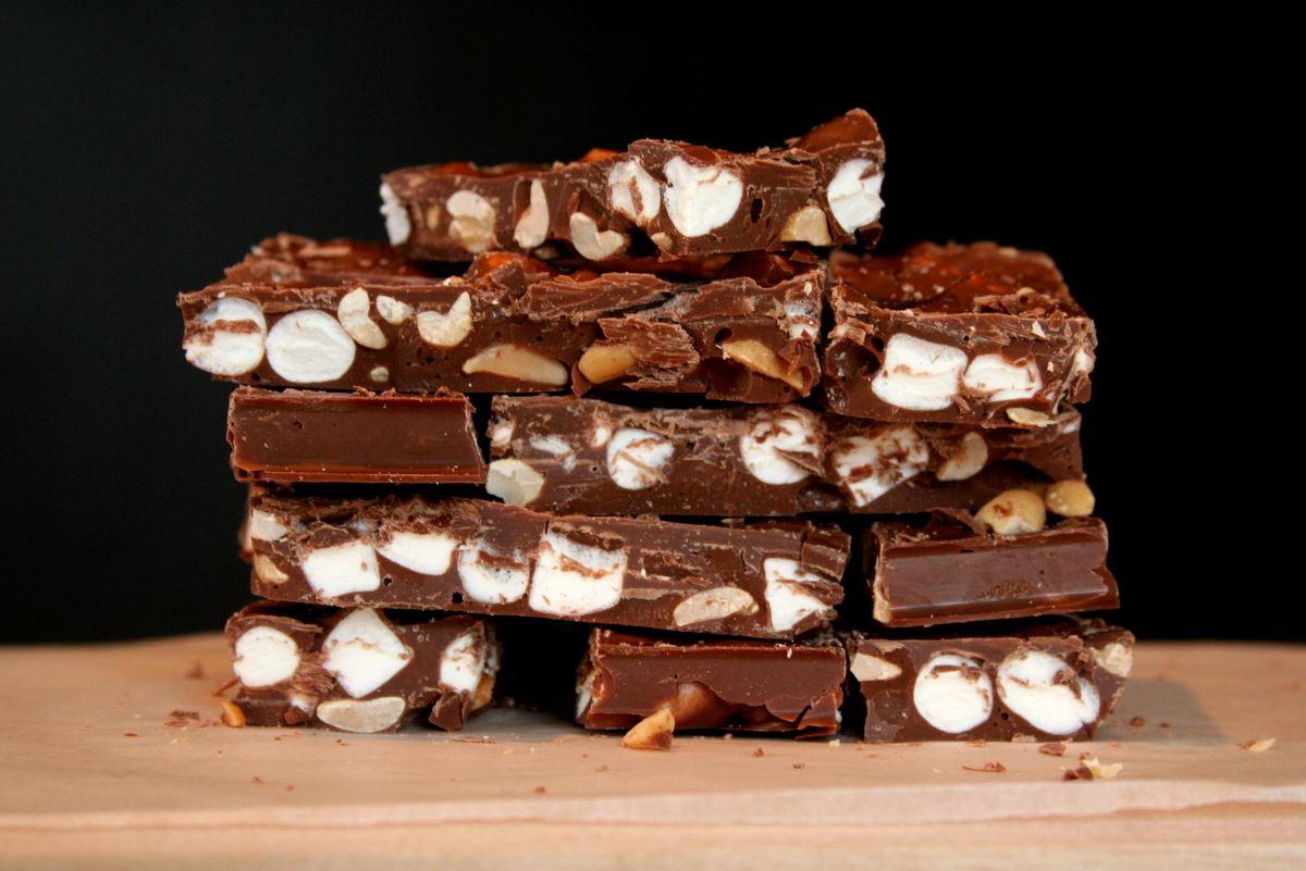 Chokladprovning på Österlenchoklad