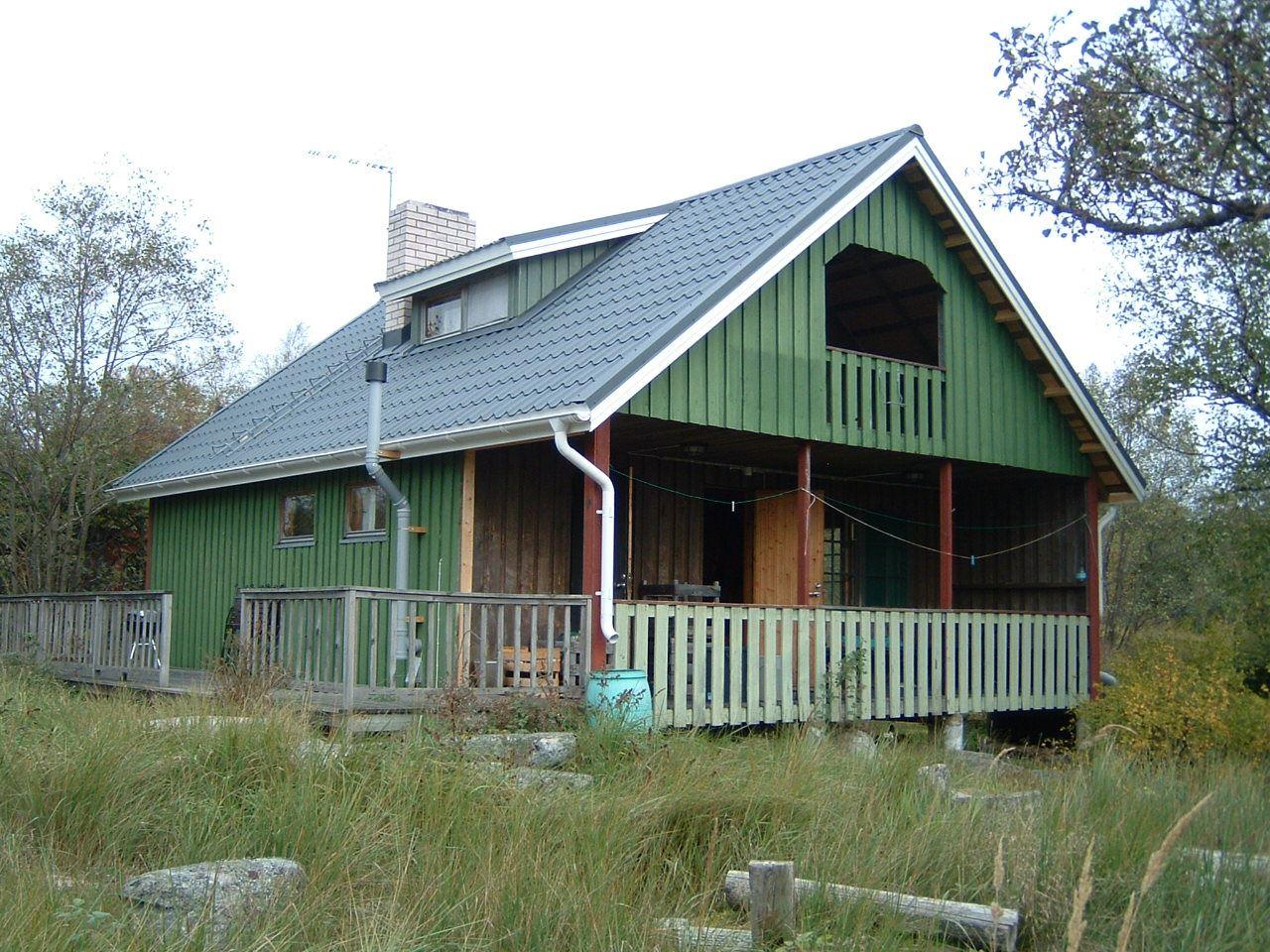 AK-stugor, Island Cabin