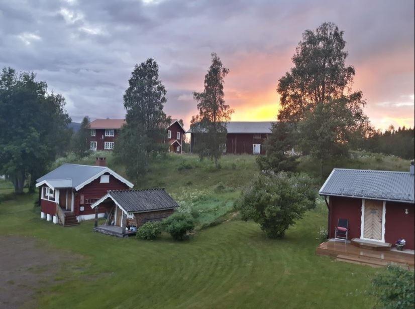 Backamgården, Sälen, Berga