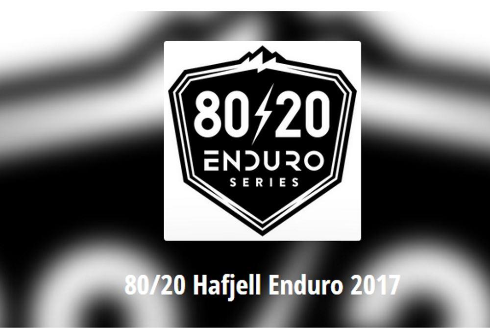 80/20 Hafjell Enduro 2017