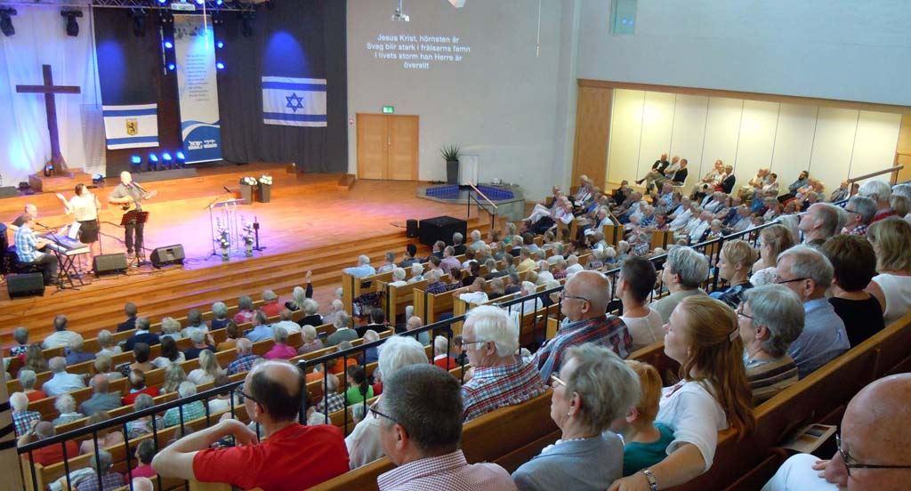 Sommarkonferens med Israelfokus