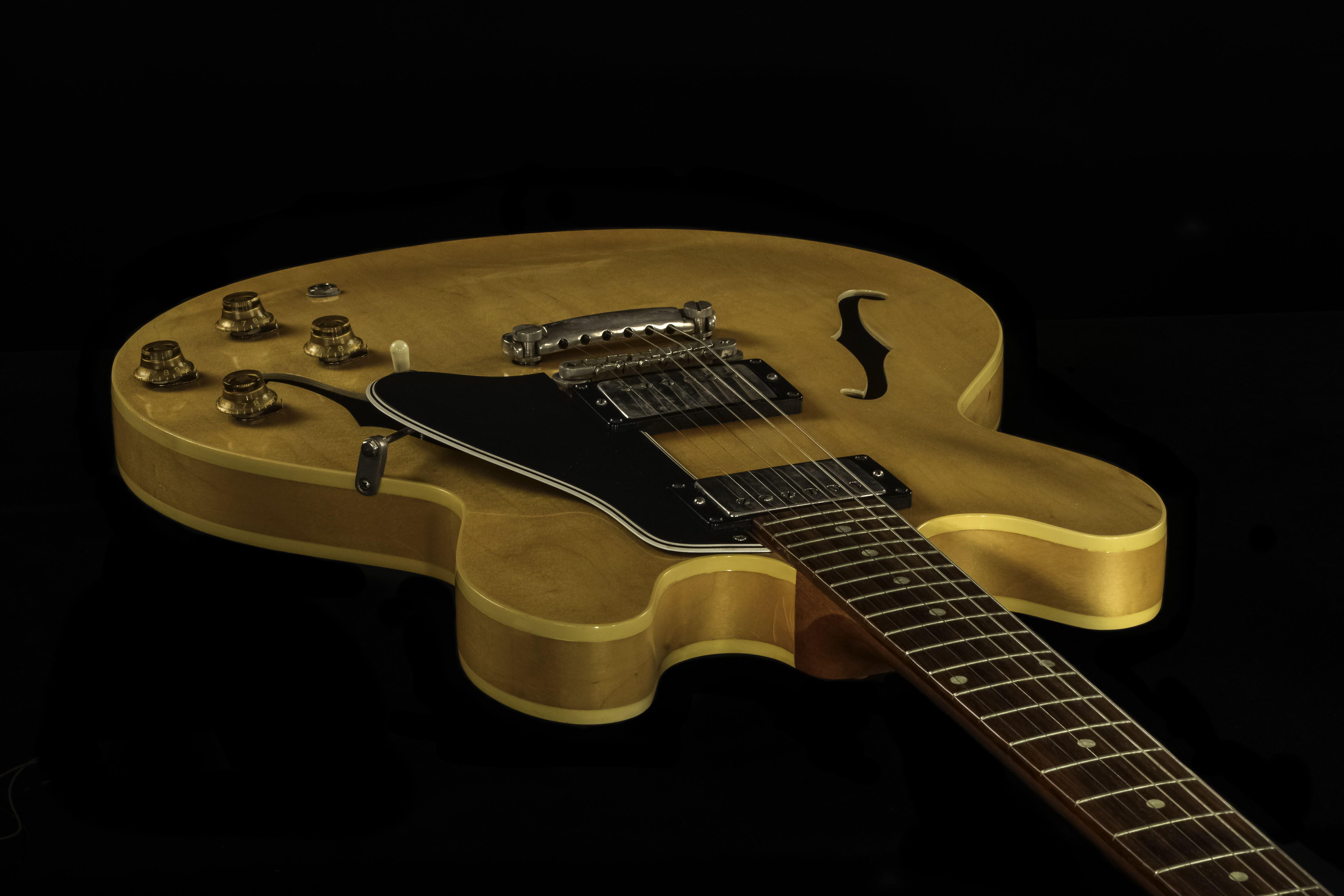 Guidningar på Guitars - The Museum
