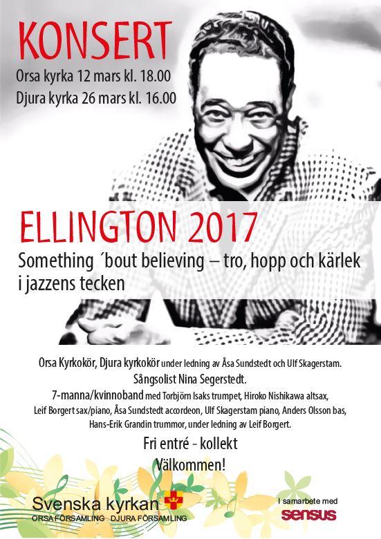 Musikgudstjänst Duke Ellington