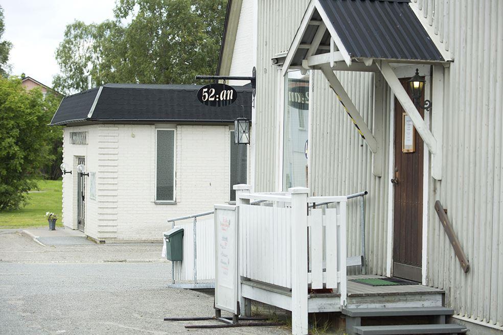 Ingrid Sjöberg,  © Malå kommun, Café 52 - Öppen för gemenskap och fika