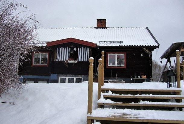 Privatrum M255 Vasslarängsvägen, Färnäs, Mora