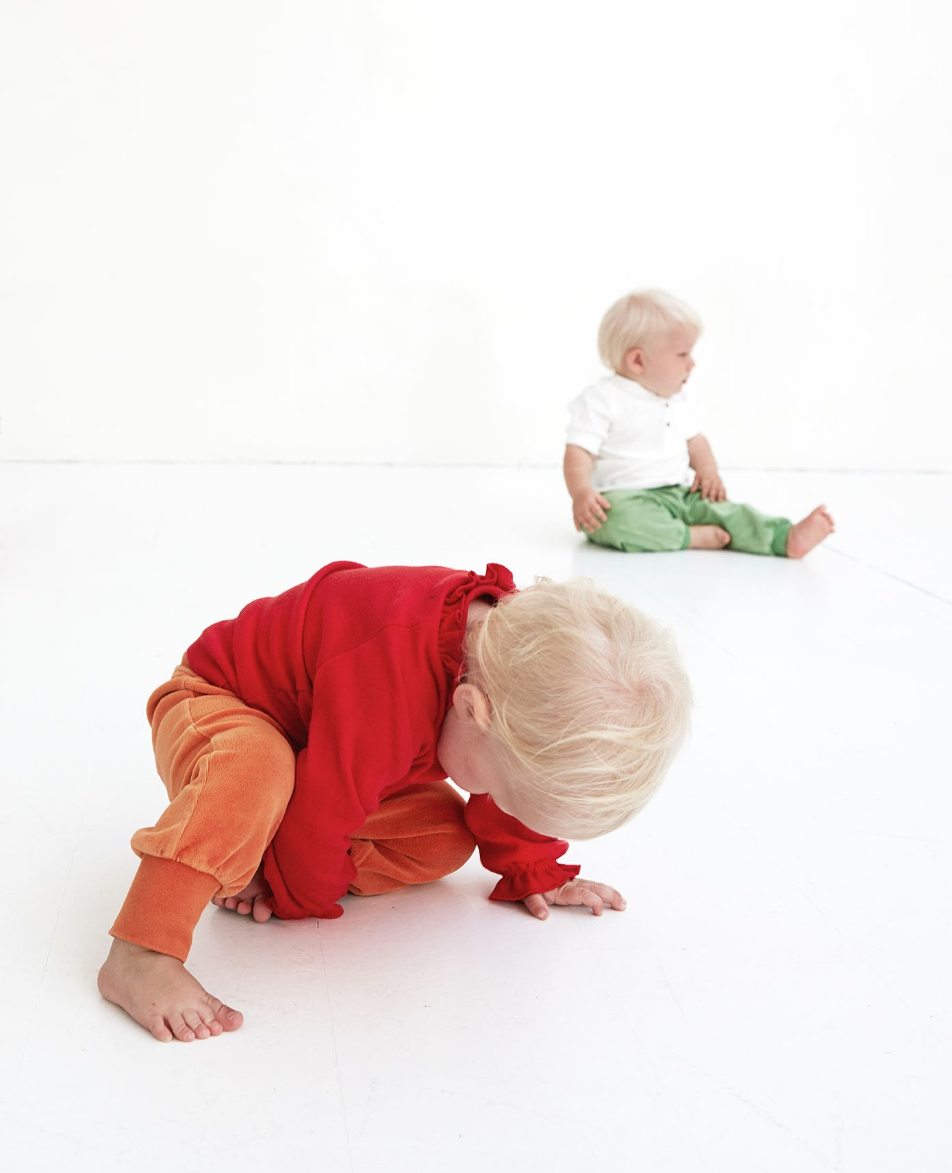 Babydans Rundgång med Kolko ink på Berga teater