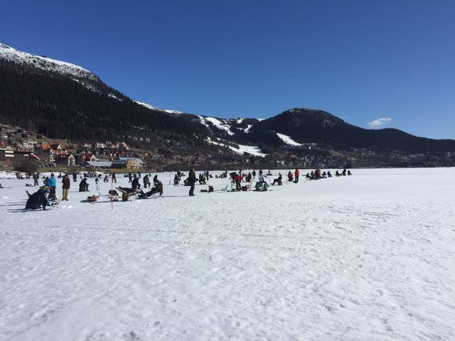 Pimpla på Åresjön - vinn 10 000 kr