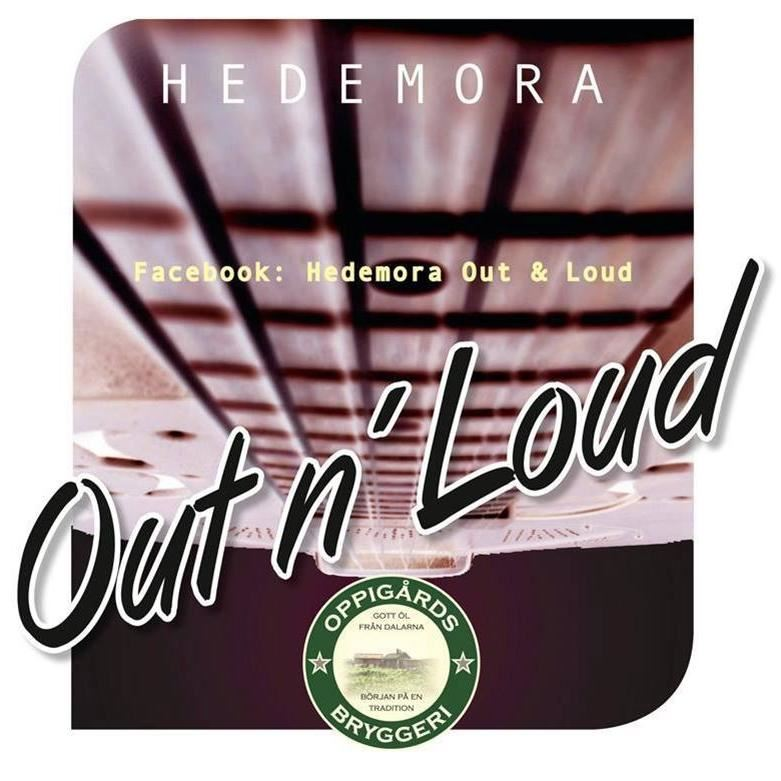 Hedemora Out and Loud