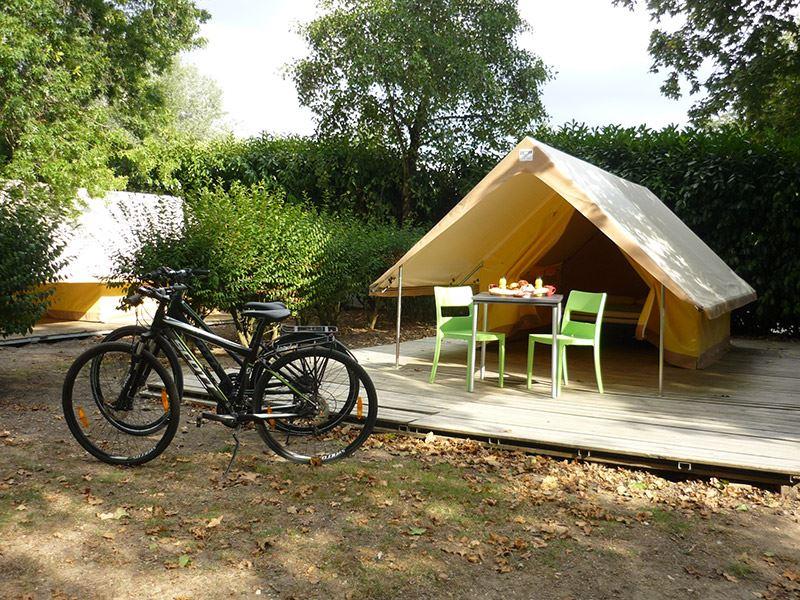 © Onlycamp Tours Val de Loire, CAMPING ONLYCAMP TOURS VAL DE LOIRE SAINT-AVERTIN