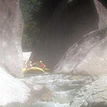 Rafting en el Rio Cangrejal Aventura Tropica