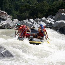 The Ultimate Rafting Day - Rafting Class III to V, the Whole Day, the Whole River! - Rio Cangrejal