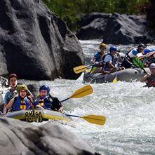 Rafting, Tropical Adventure Class III rapids - Rio Cangrejal (half day)