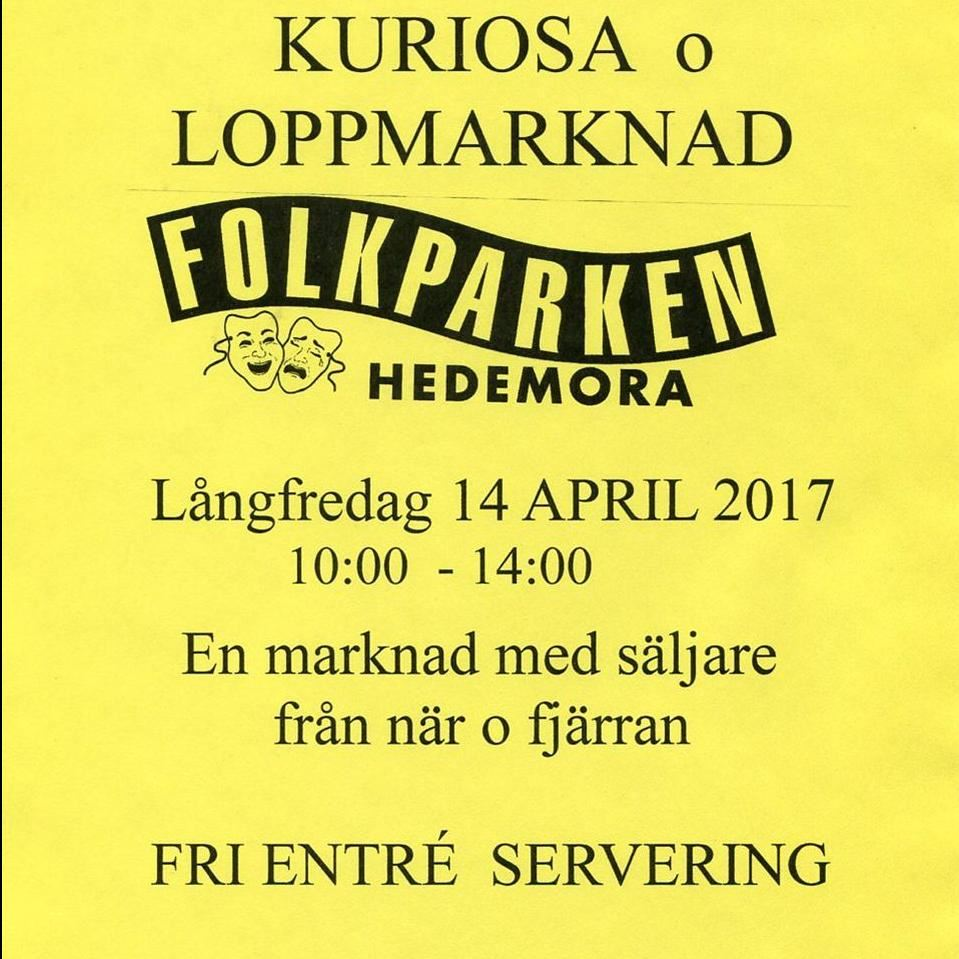 Kuriosa och Loppmarknad