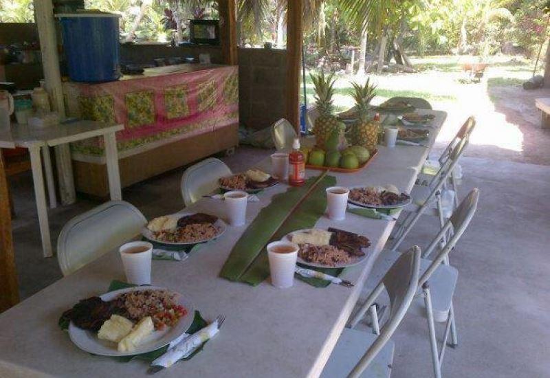 Disfrute del ecoturismo en Finca El Cayo