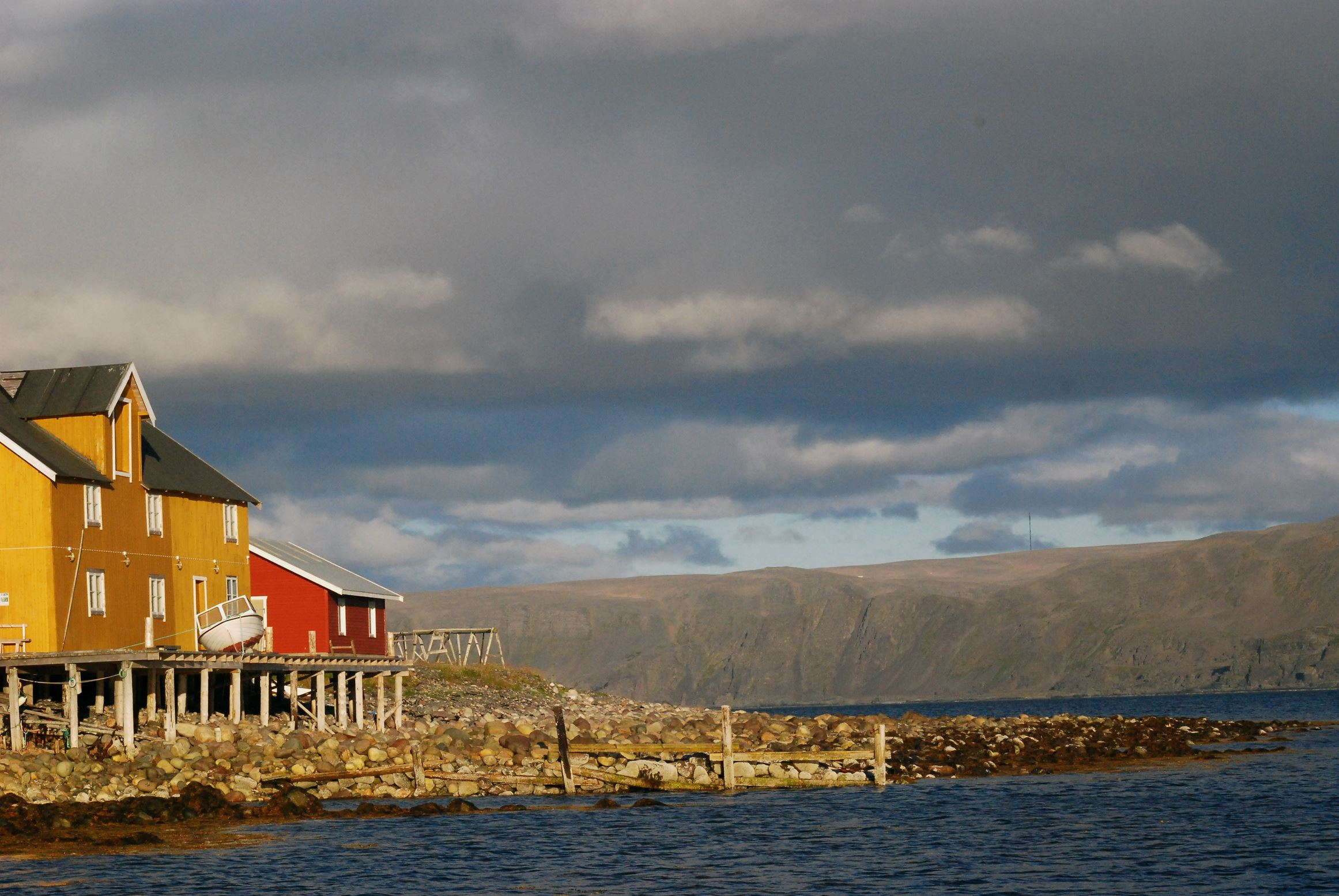 Kongsfjord guesthouse