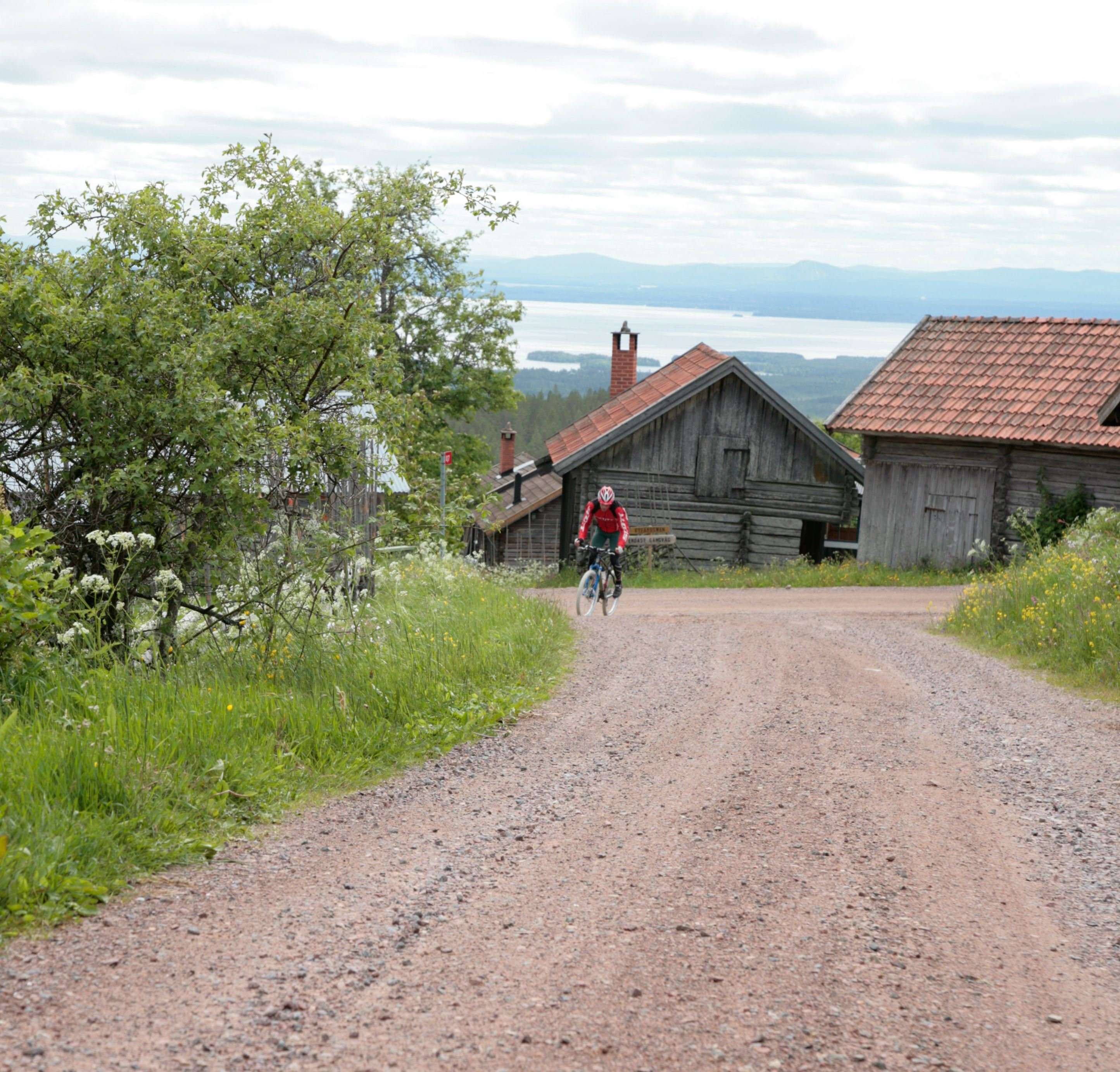 Orsa Grönklitt - Cykeluthyrning