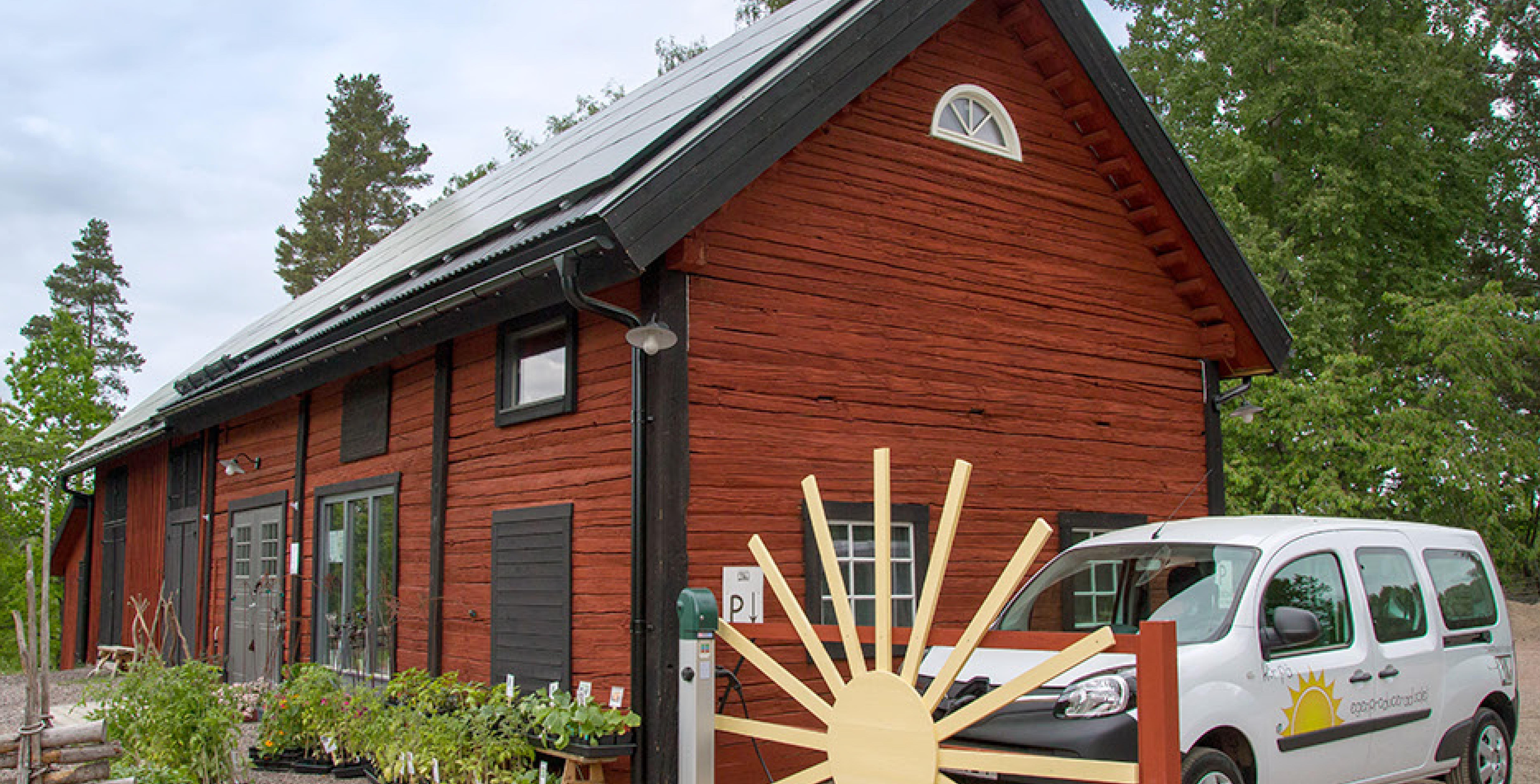 Ingebo Hagar,  © Ingebo Hagar, Ingebo Hagar Gårdsbutik