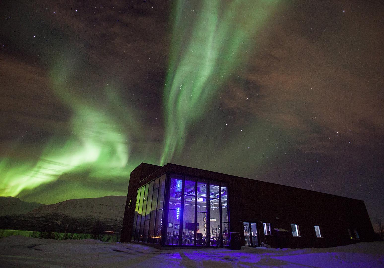 Opplev Aurora Spirit! Dagstur fra Tromsø - Aurora Spirit