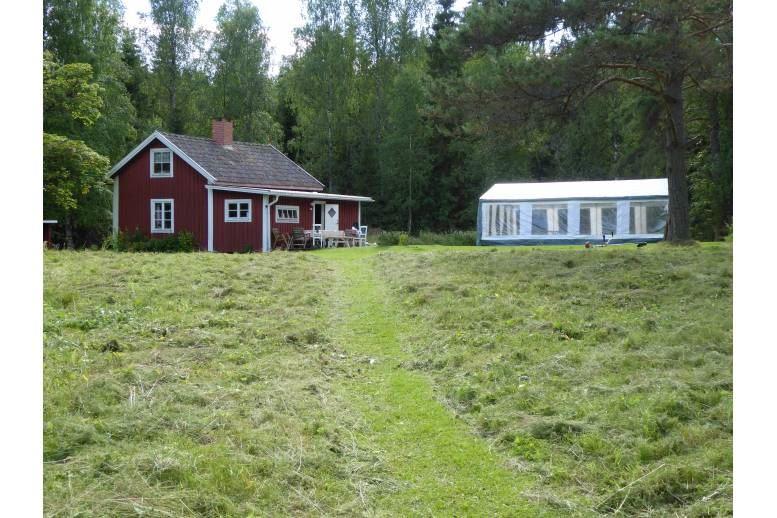 Gunnarskog - Stuga, 17 km från O-ringenstaden