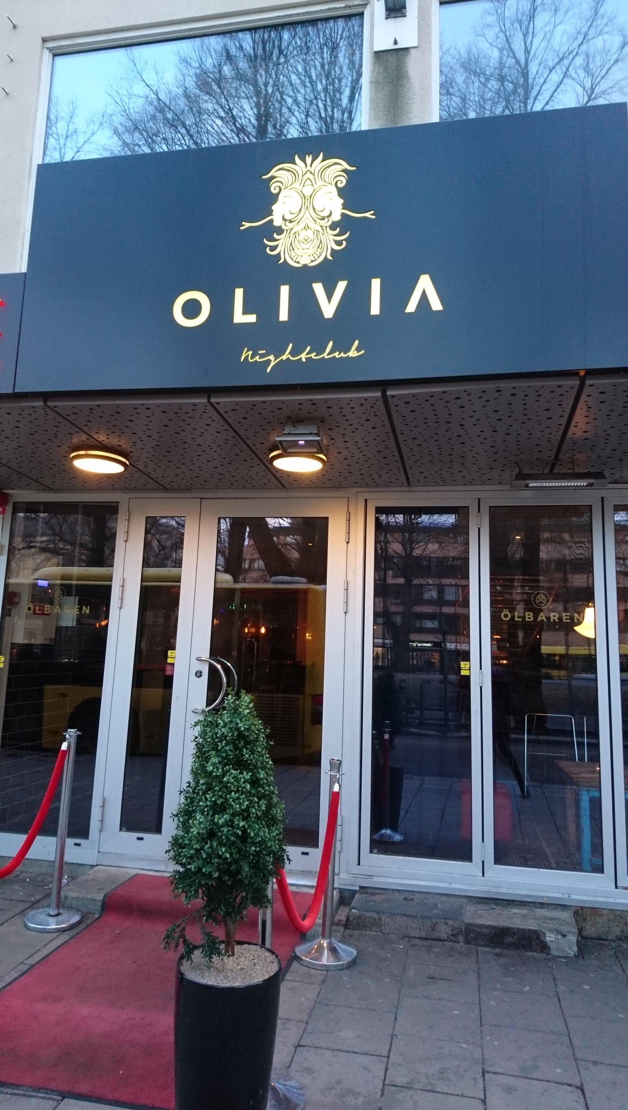 Olivia - Nattklubb