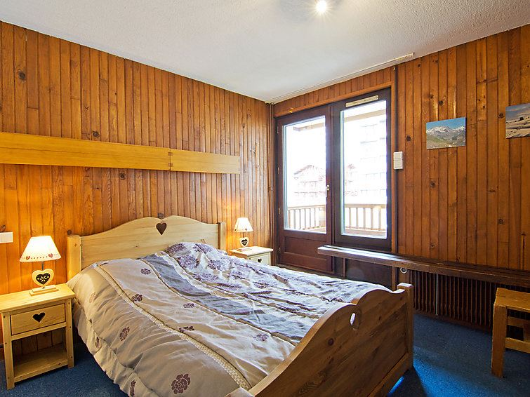 Roc de Peclet B19 - 3 rooms - 8 persons