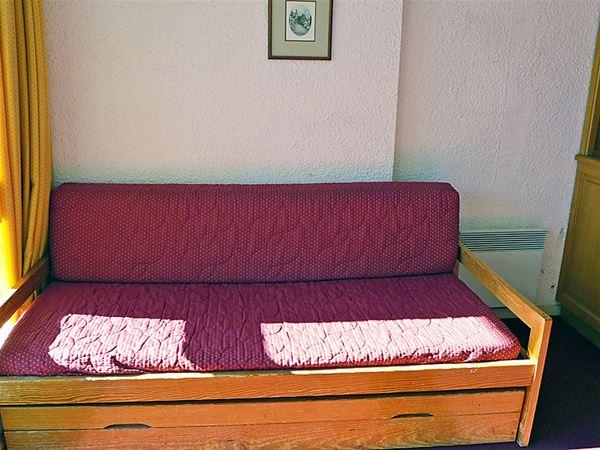 Lac du lou 607 - 2 rooms - 6 persons - 1 bronze snowflake