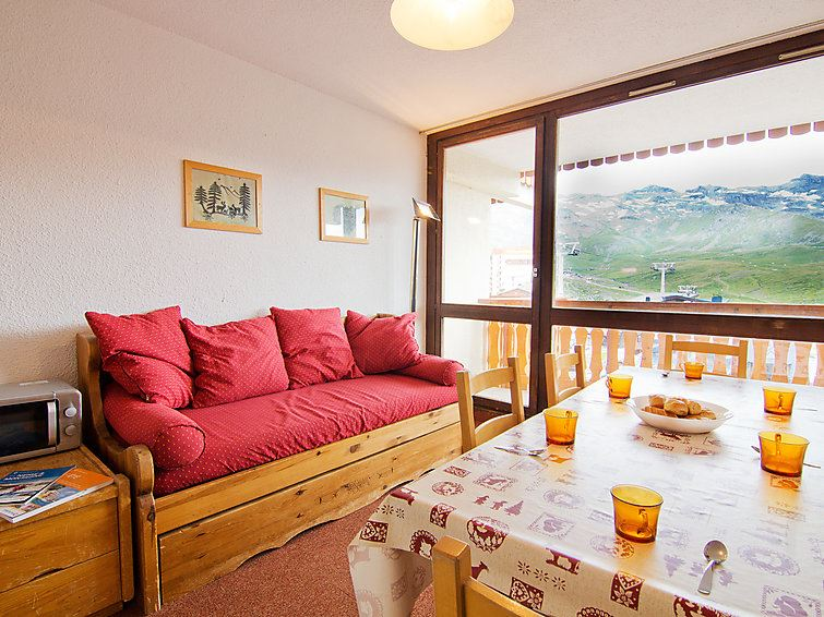 Lac du lou 506 - 2 rooms - 6 persons