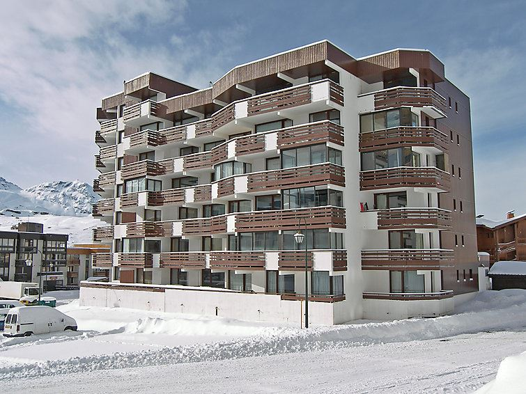 Schuss 309 - Studio - 4 persons - 1 bronze snowflake