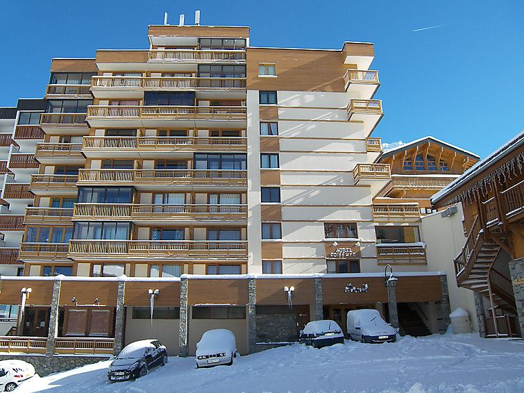 Lac Blanc 704 - 3 rooms in 2 level - 8 persons