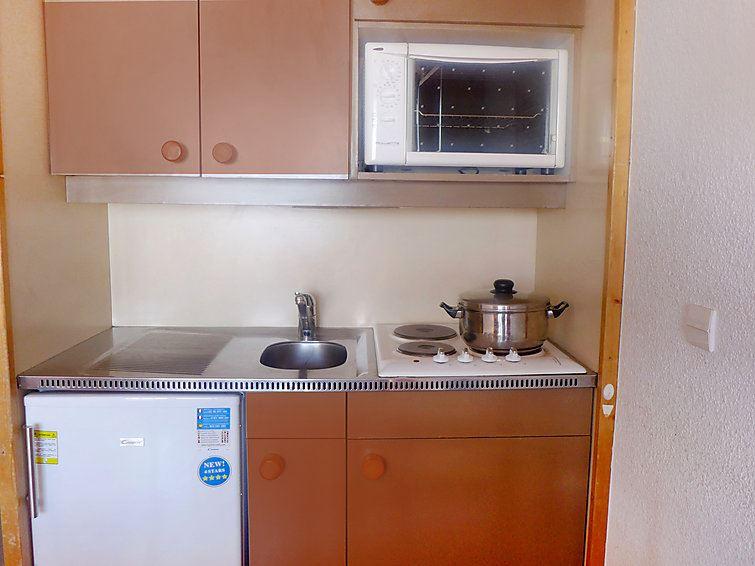 Lauzières 308 - 2 pièces + cabine - 6 personnes - 1 flocon bronze